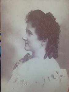 Irene T (Levouni) Psaki, d. 1911